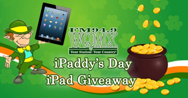 iPaddy's Day Contest