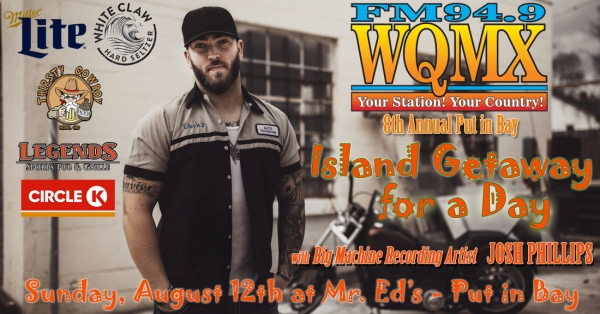 WQMX Island Getaway at Put in Bay 2018
