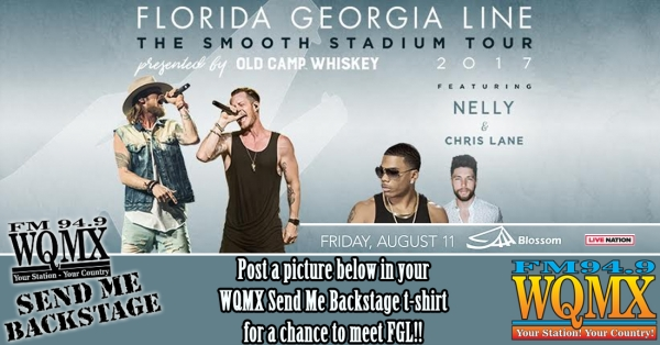 You can meet Florida Georgia Line!!