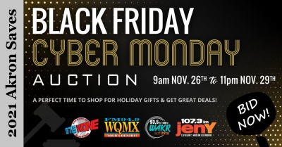 Black Friday / Cyber Monday Auction