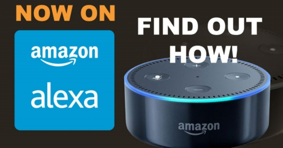 Now On Amazon Alexa