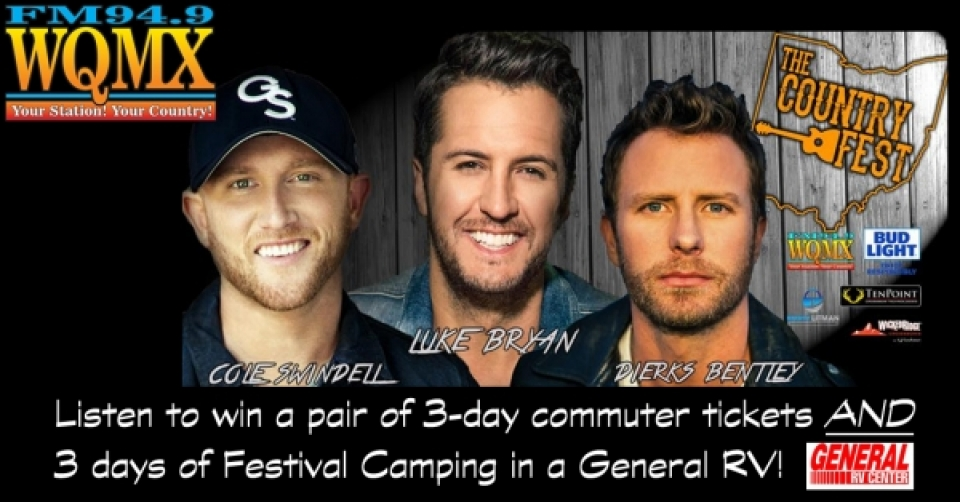 Win tickets to The Country Fest 2018