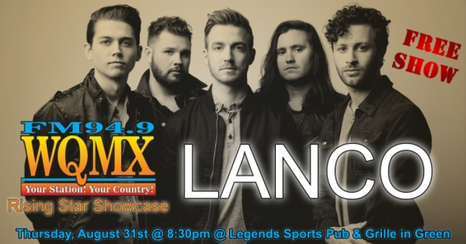WQMX Rising Star Showcase with LANCO