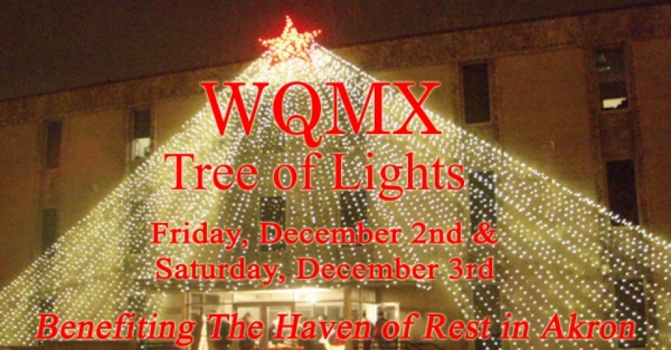 WQMX Tree of Lights 2016