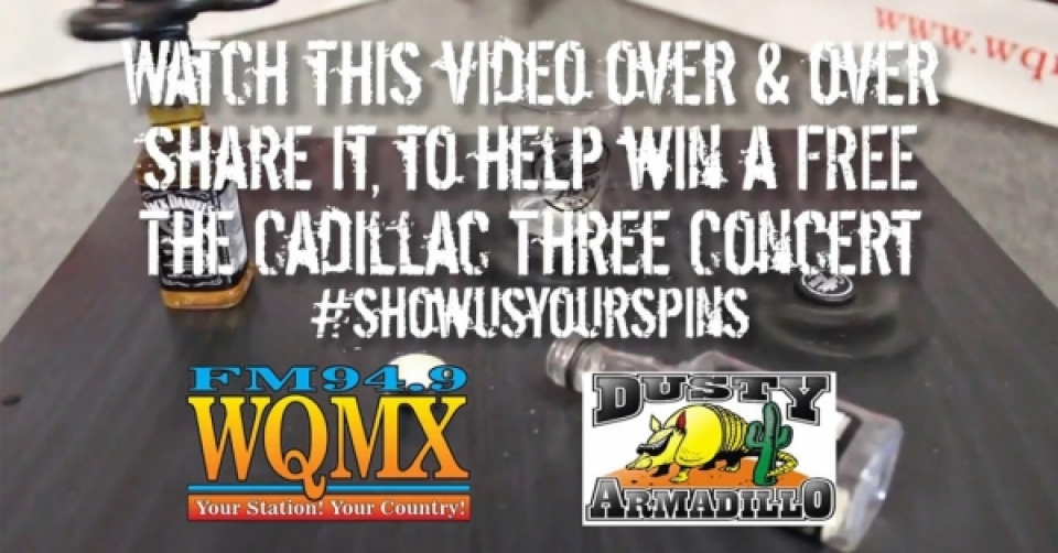 Help us WIN a FREE The Cadillac Three Concert