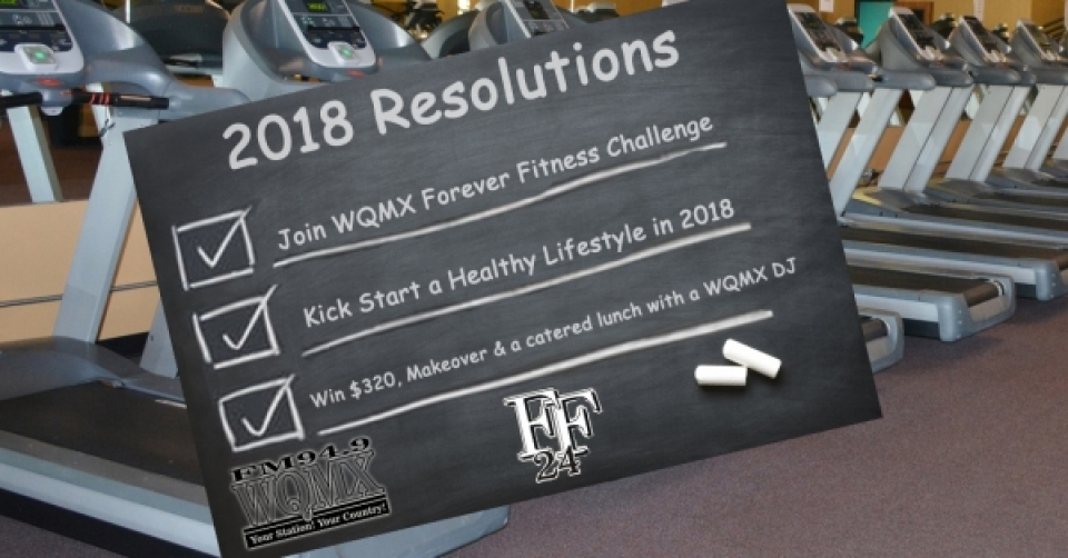 Forever Fitness Challenge 2018