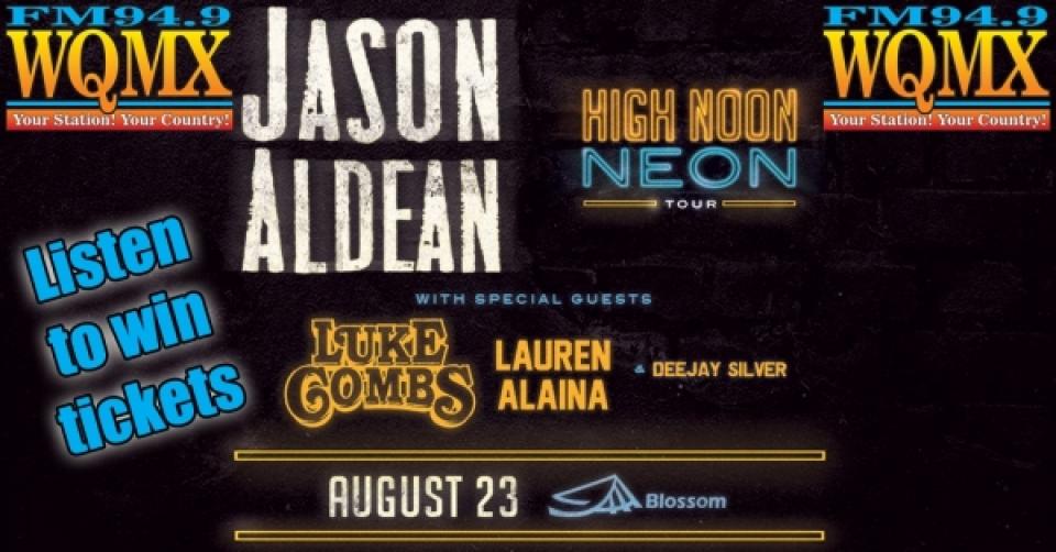 Jason Aldean 2018
