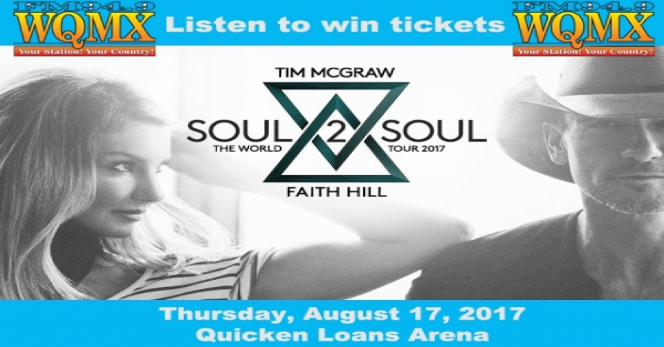 Tim & Faith Soul2Soul Tour
