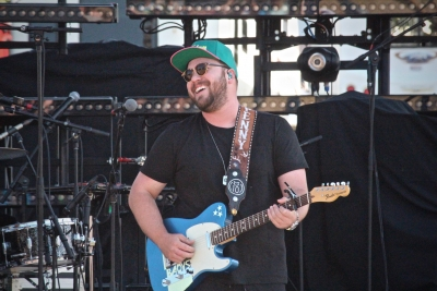 Mitchell Tenpenny performs at The Country Fest, 2019