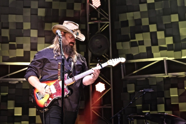 Chris Stapleton on Jimmy Kimmel Live!