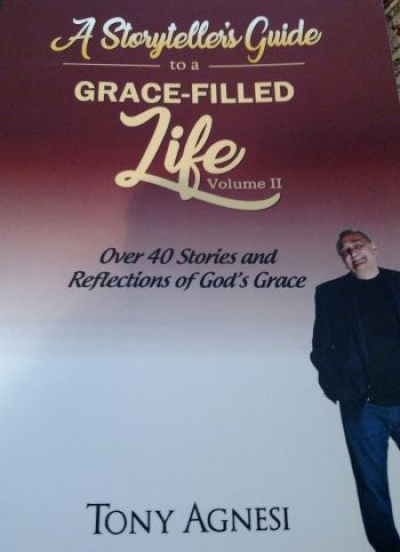 BOOK REVIEW - A Storyteller's Guide To A Grace-Filled Life Vol. 2