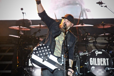 Brantley Gilbert performs at The Country Fest, 2019