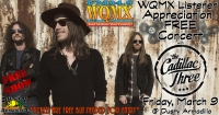 WQMX Listener Appreciation Concert with The Cadillac Three