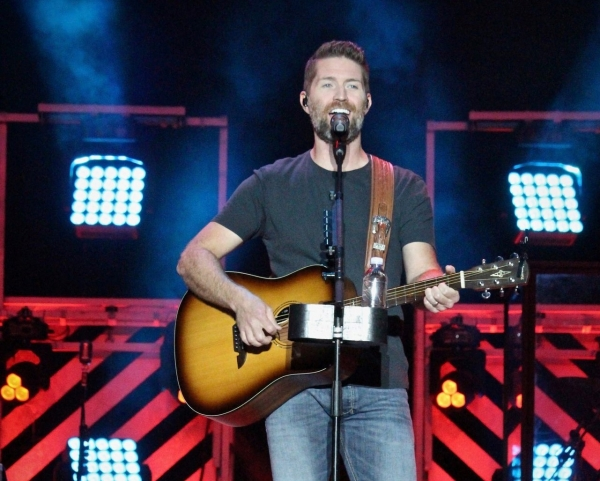 Josh Turner Talks About His New Album On The TODAY Show