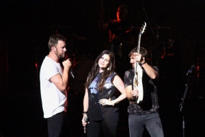 Lady Antebellum Performs at Blossom Music Center, 2018