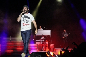 Thomas Rhett performs at The Country Fest, 2019
