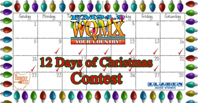 12 Days of Christmas Contest 2019