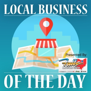 Local Business of the Day, 9/29/20
