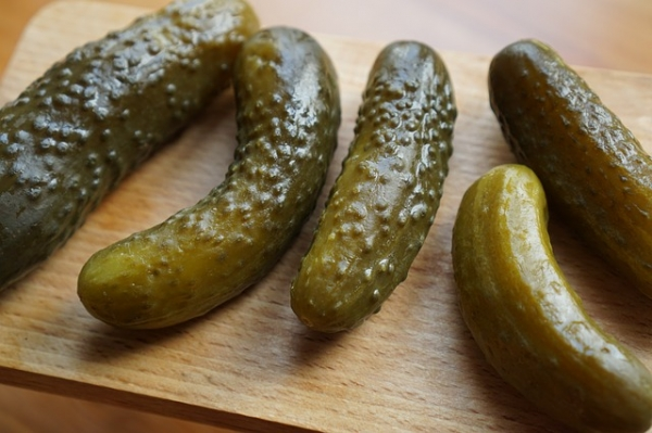 Chocolate-Covered PICKLES on the way this Father's Day Weekend