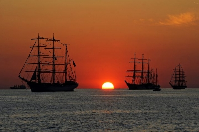 Cleveland's Tall Ships Festival Starts TODAY!