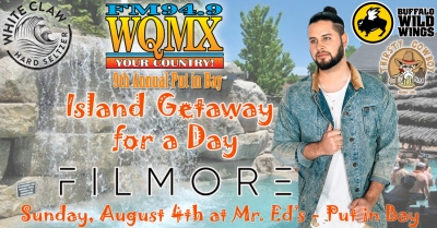 WQMX Island Getaway at Put in Bay 2019