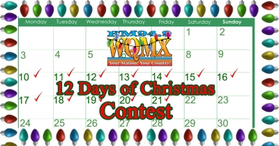 12 Days of Christmas Contest 2018