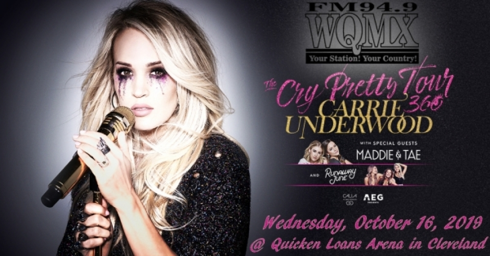 Win Carrie Underwood Tickets