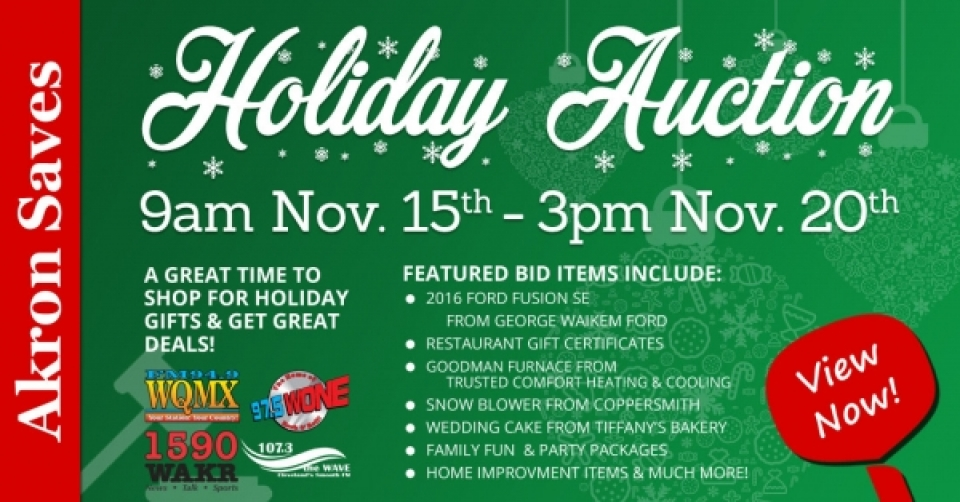 Holiday Auction
